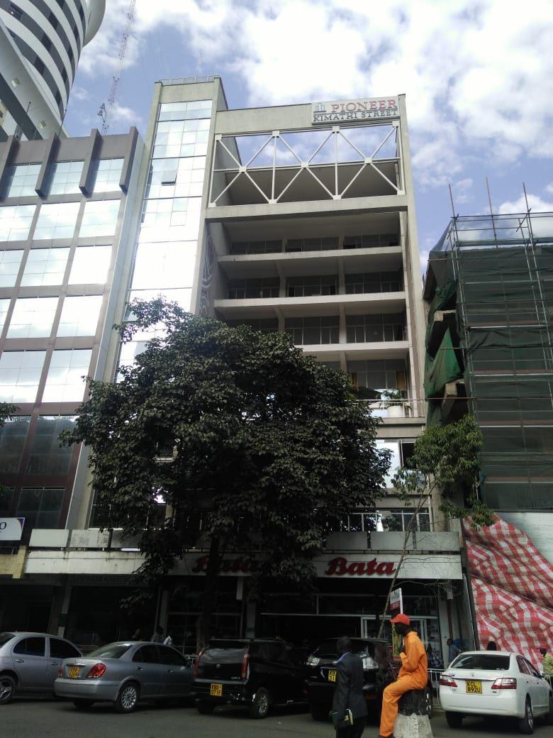 Pioneer Kimathi Street, Nairobi