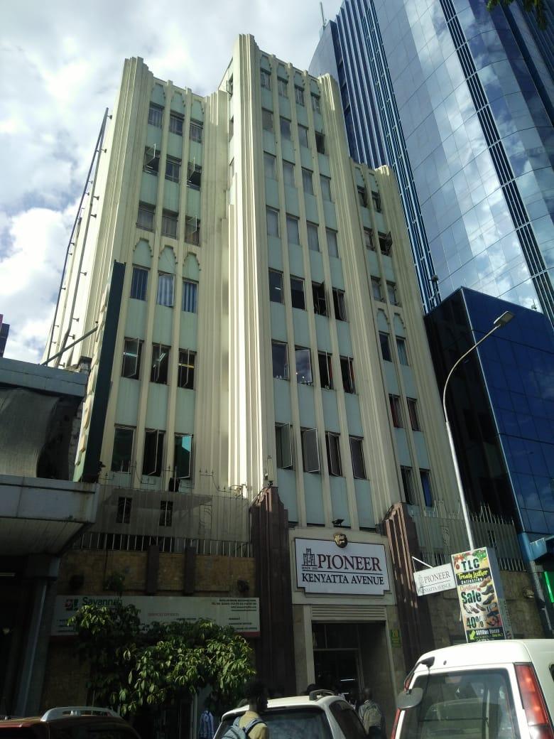 Pioneer Kenyatta Avenue