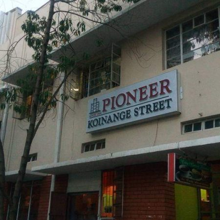 Pioneer Koinange Street