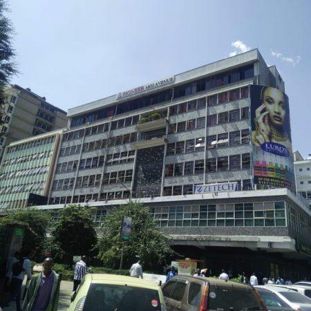 Pioneer Moi Avenue
