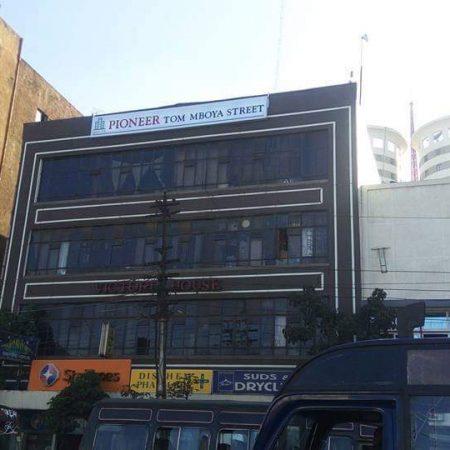 Pioneer Tom Mboya Street
